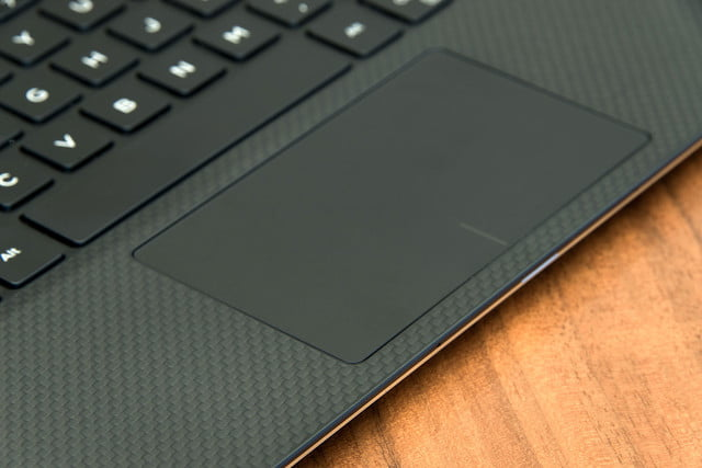 dell xps 13 2015 gold trackpad weave