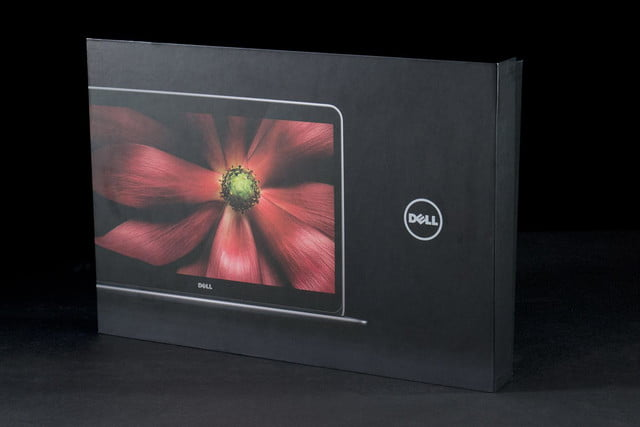 Dell XPS 15 review box
