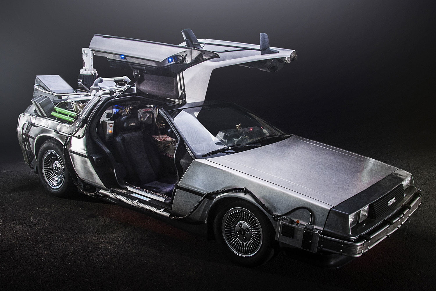 The Best Futuristic Cars From Science Fiction Movies | Pictures ...