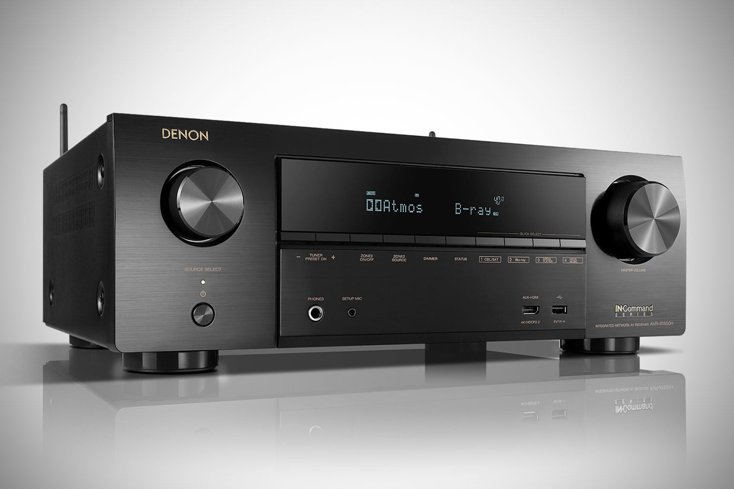 Denon Adds Six New Models To X Series S A V Receivers Wiring Diagrams Of Tv And Home Stereo Components With Av Surround Receiver Digital Trends