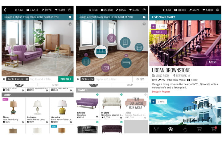 U0027Design Homeu0027 Lets You Play Interior Decorator With Expensive Furnishings