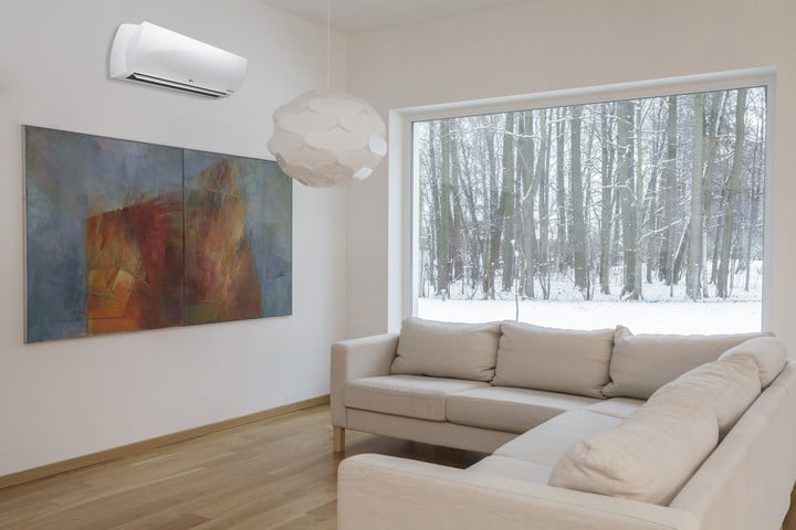 You can now ask your LG AC unit to cool your home