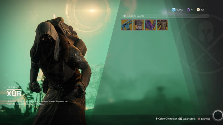 Destiny 2 Legendary Shards