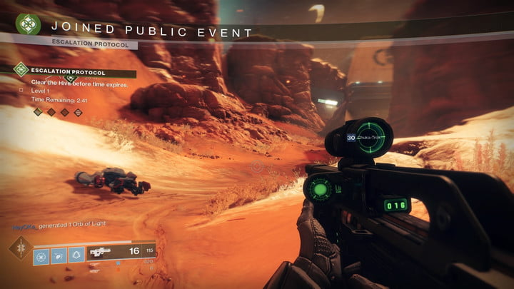 Destiny 2 warmind sleeper simulant guide escalation protocol