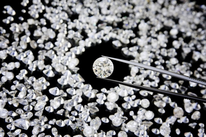 Scientists have developed a way to create diamonds without high heat or pressure