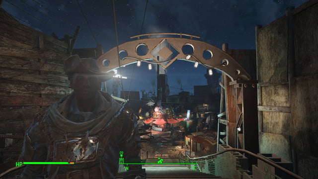 enter the wasteland without leaving home with our 5k screenshots from fallout 4 diamondcity1
