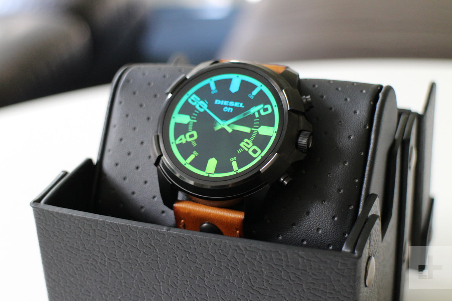 d91e80a47e6 Diesel On Full Guard Smartwatch Review