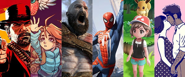 These are the best video games you shouldn't leave 2018 without