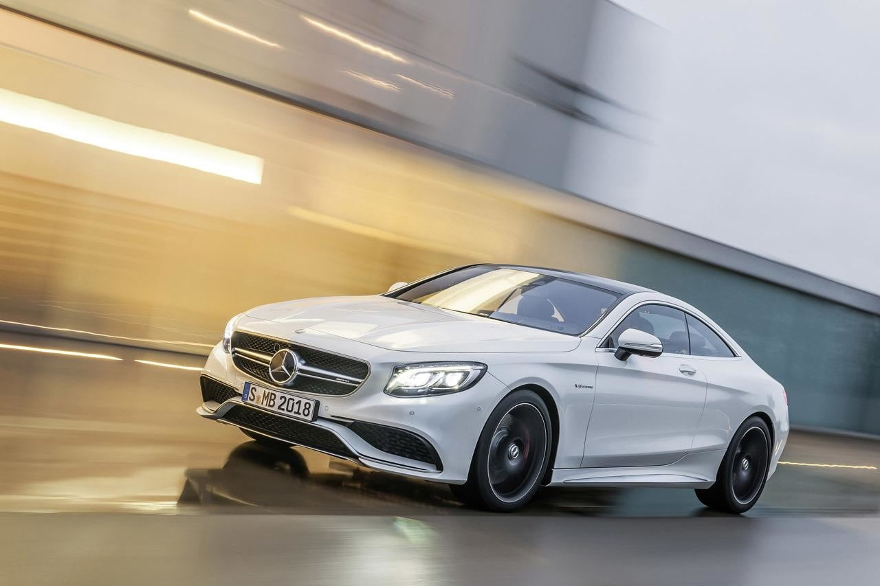 2015 Mercedes Benz S63 Amg 4matic Coupe Specs Photos Performance