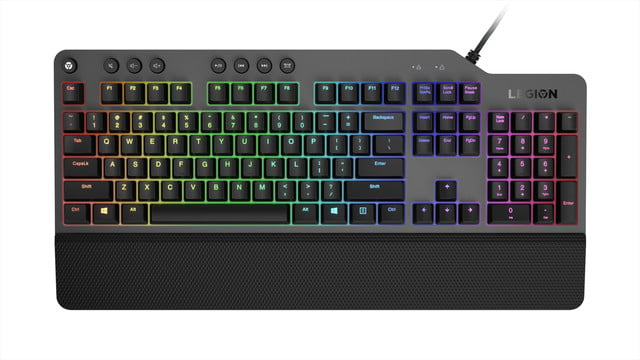 lenovo announce new legion gaming peripherals ces 2019 01 k500 per key rgb 16 8 million colors