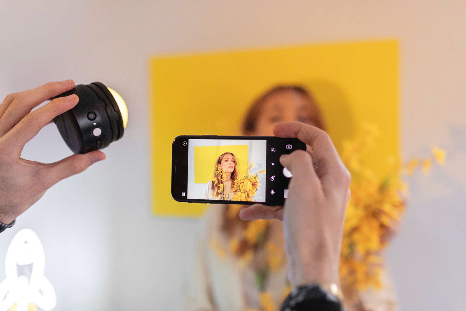 Profoto puts sunshine in your pocket with photo studio-quality smartphone lights