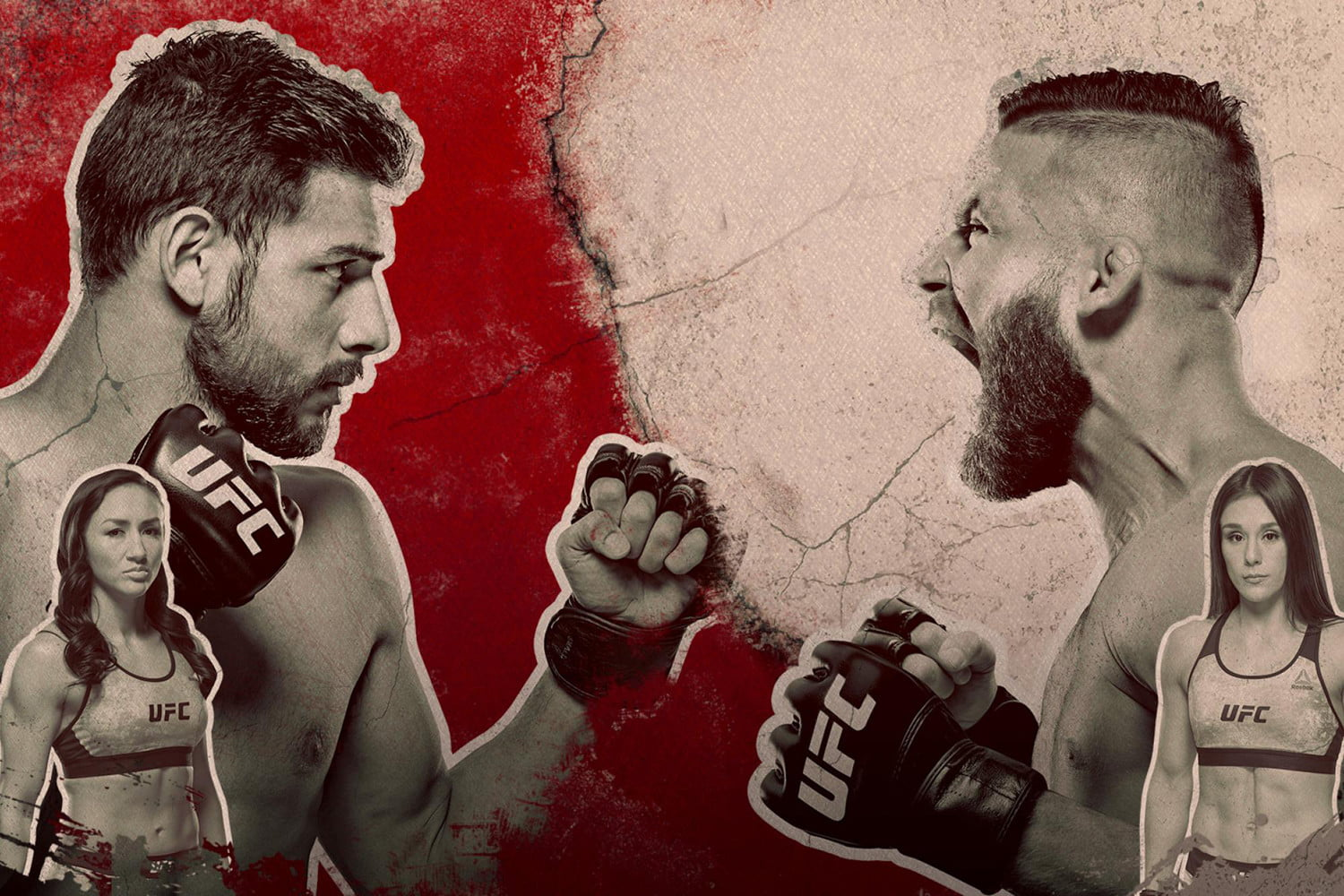 How to watch UFC Fight Night 159: Rodríguez vs. Stephens on ESPN+