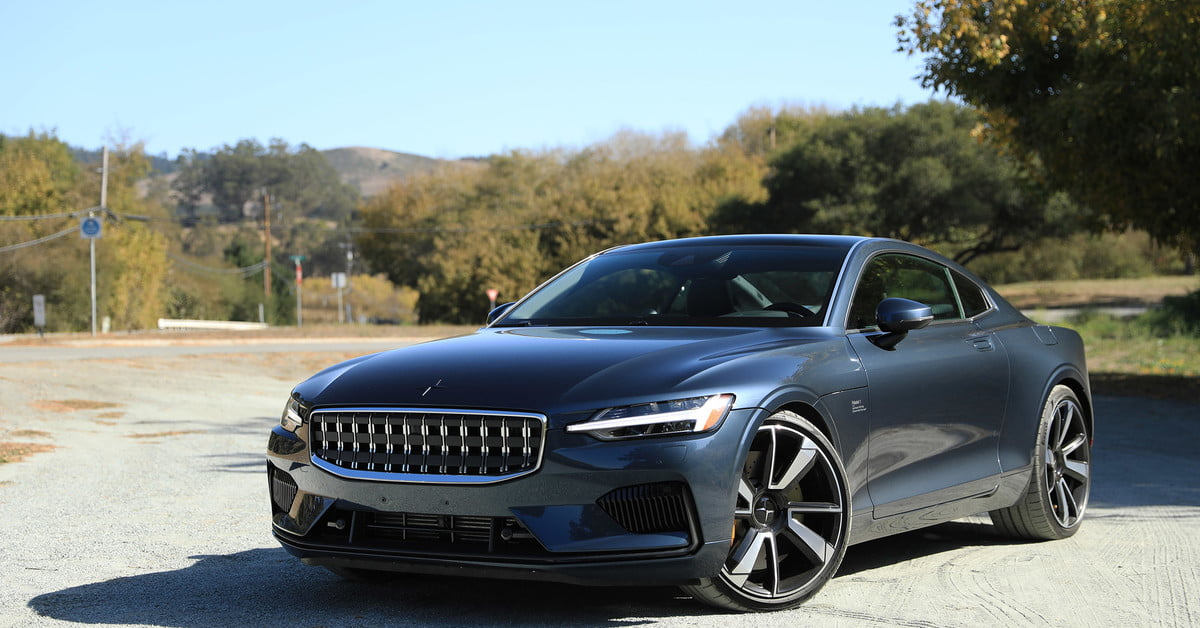 Polestar 1 first drive review: Grand touring with a conscious