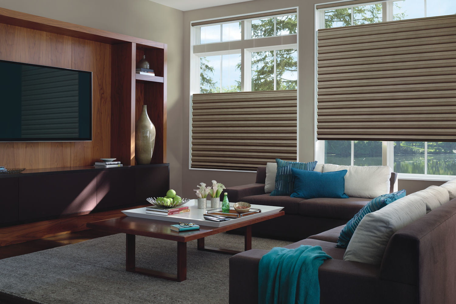 Hunter Douglas smart blinds and shades blot out the sun, but come at a cost