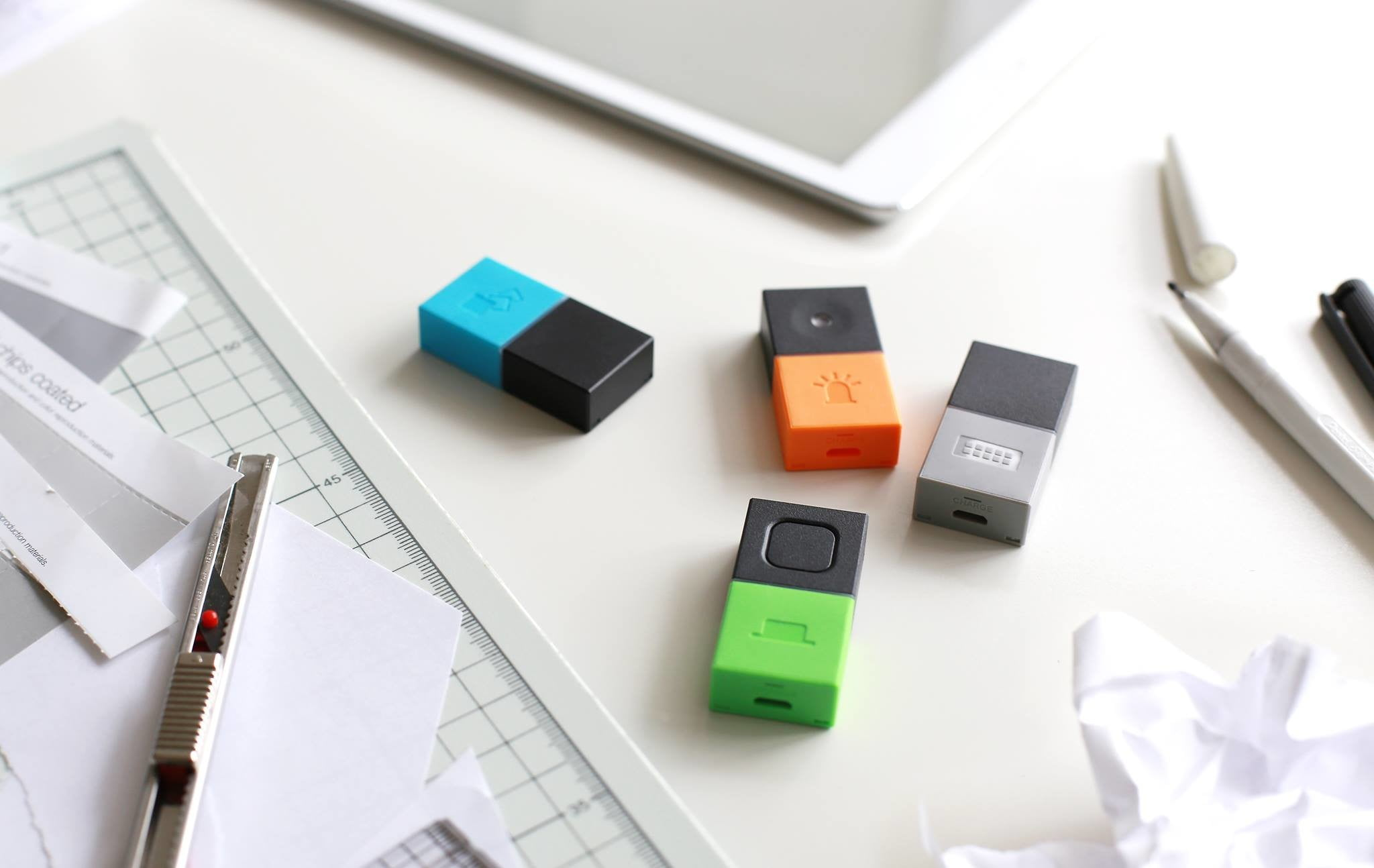 Turn anything in your home into a connected device with Mesh