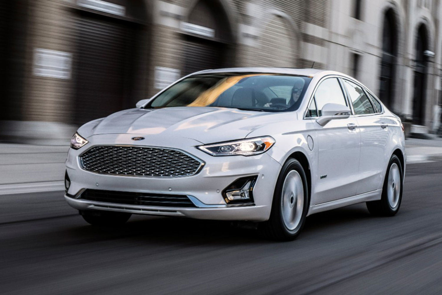 2020 Ford Fusion Plug In Hybrid Review