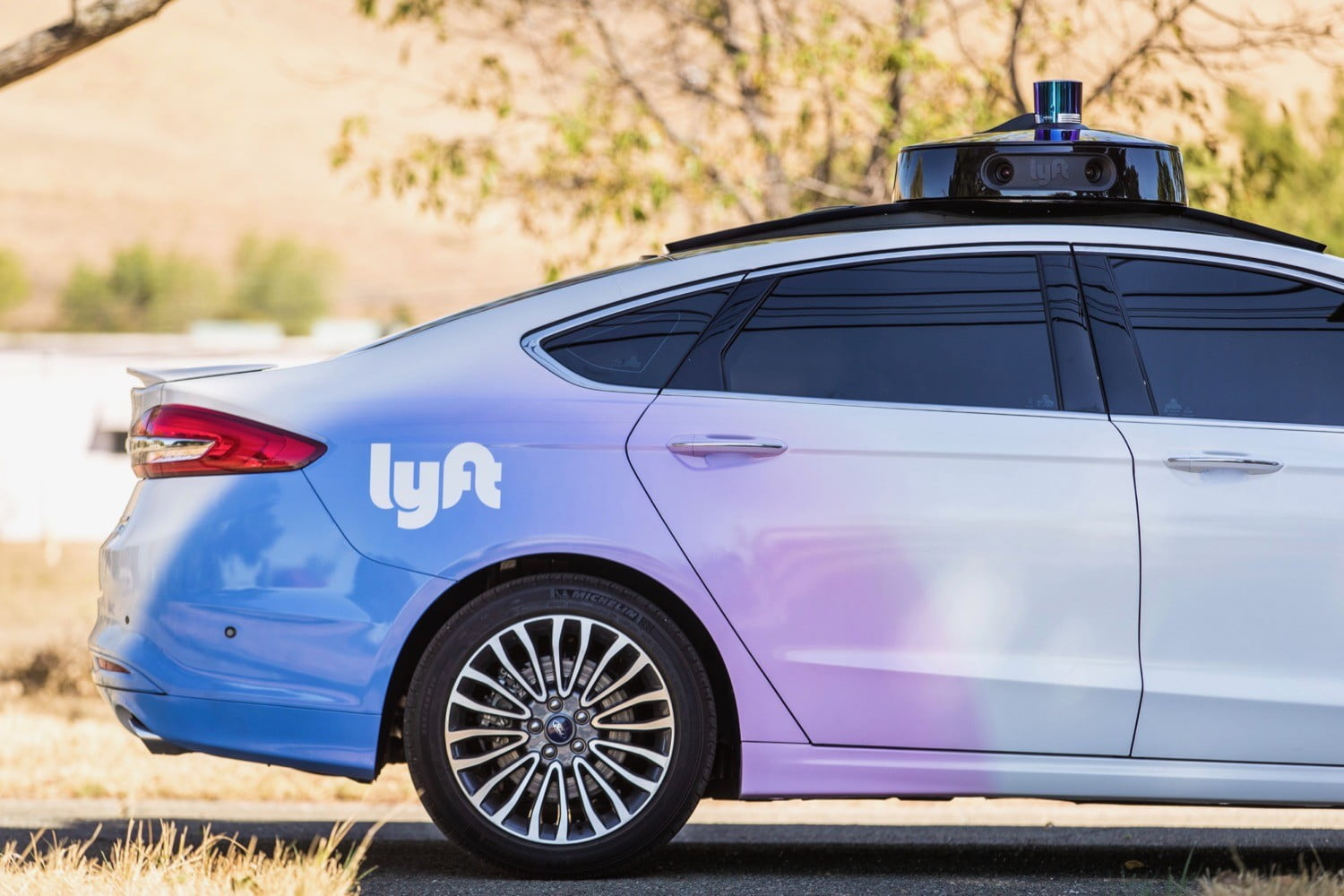 Lyft's self-driving car testing program is racking up the miles