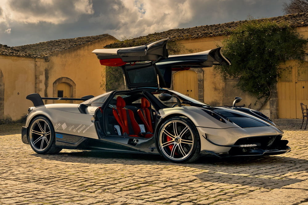 Pagani confirms that an all-electric hypercar is in the works