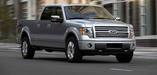 2011 Ford F 150 Platinum Review Digital Trends