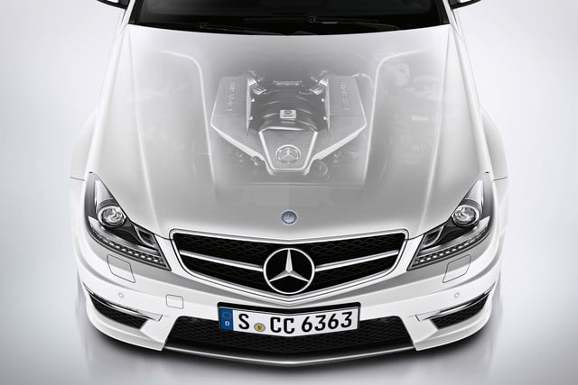11 cars that will go extinct in 2016 2012 mercedes benz c63 amg coupe 6