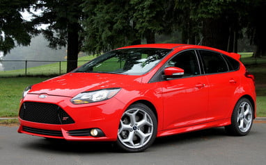 2014 Ford Focus ST review | Digital Trends