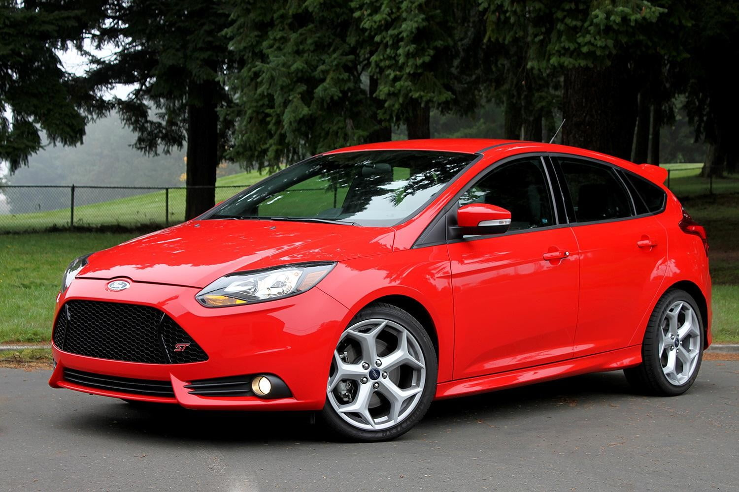 2014 Ford Focus St Review Digital Trends