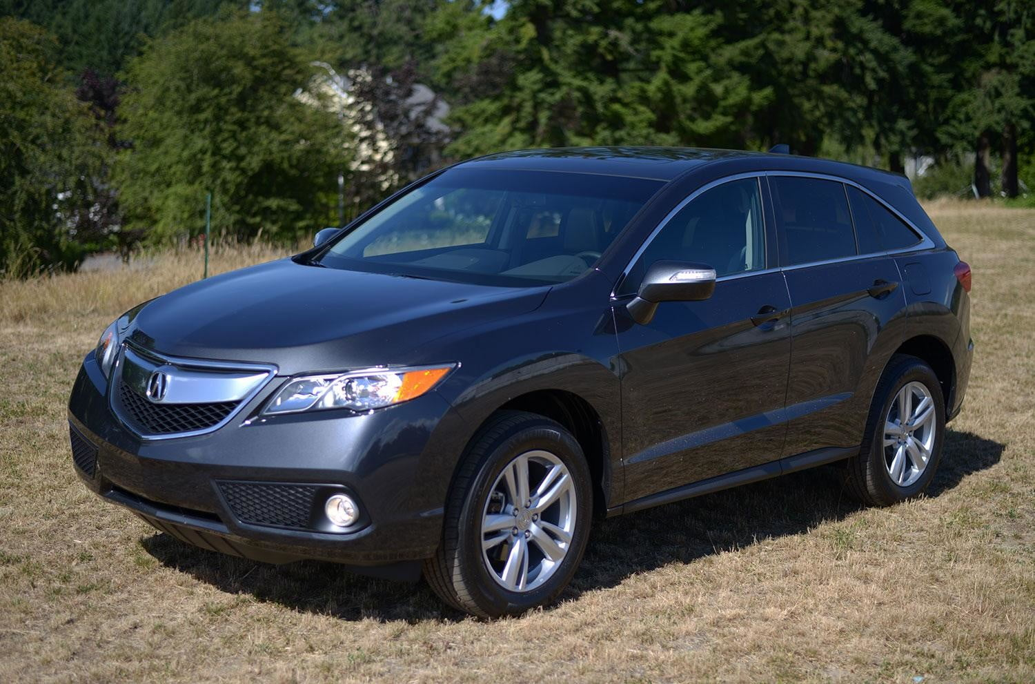 2014 Acura Rdx Review Digital Trends