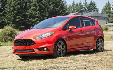 2015 Ford Fiesta ST review | Digital Trends
