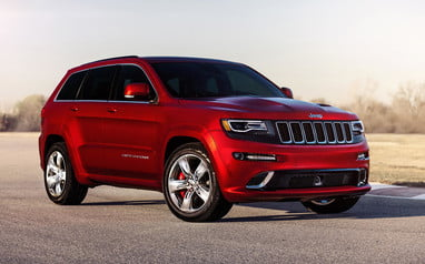 2015 Jeep Grand Cherokee SRT review | Digital Trends