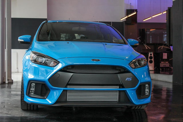2016 Ford Focus RS front