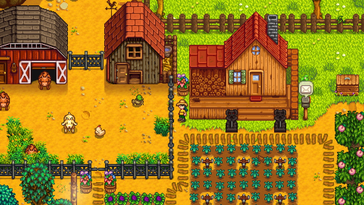 The 'Stardew Valley' Multiplayer Beta is Now Live | Digital