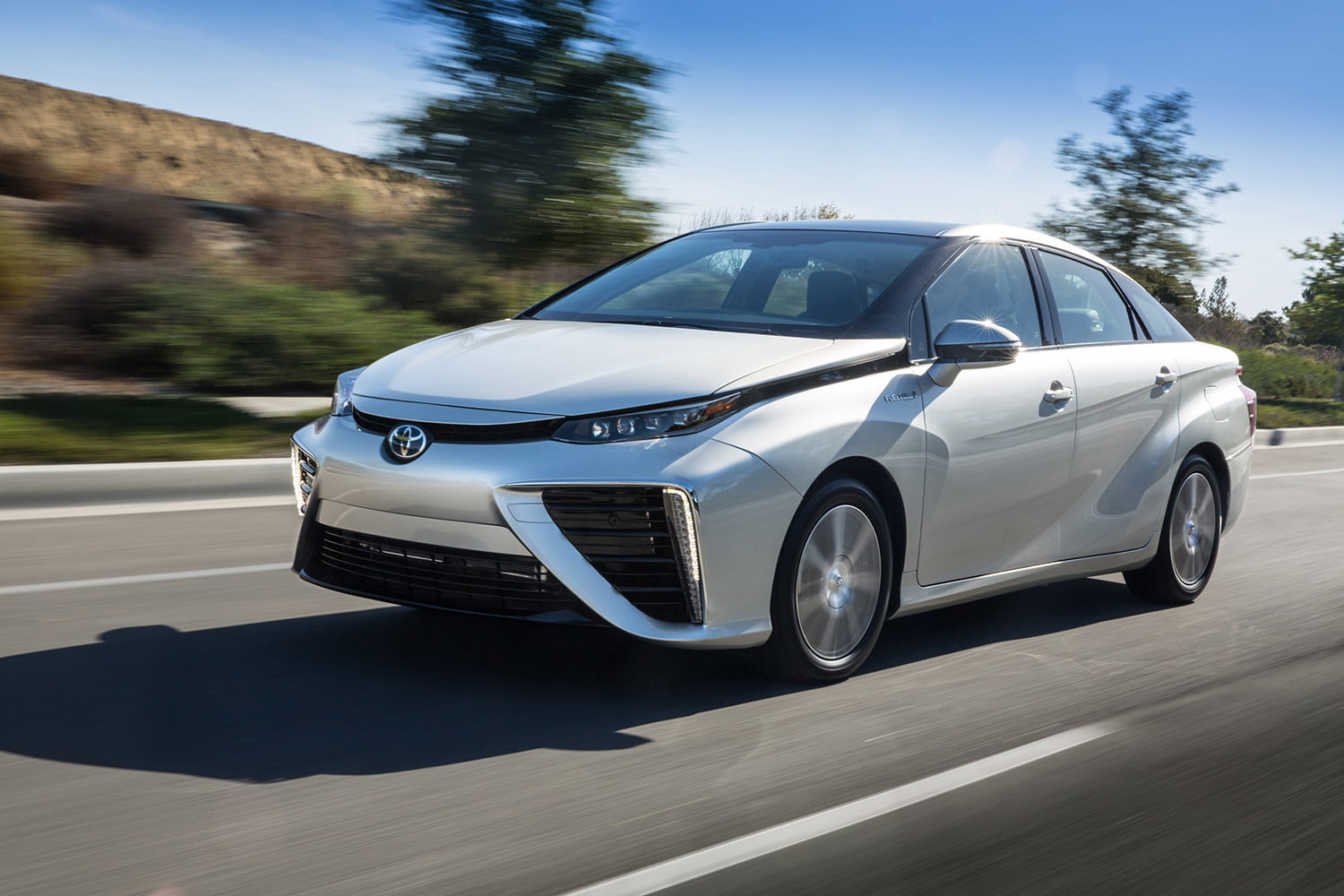 Redesigned Toyota Mirai Fuel Cell Car Launching In 2020