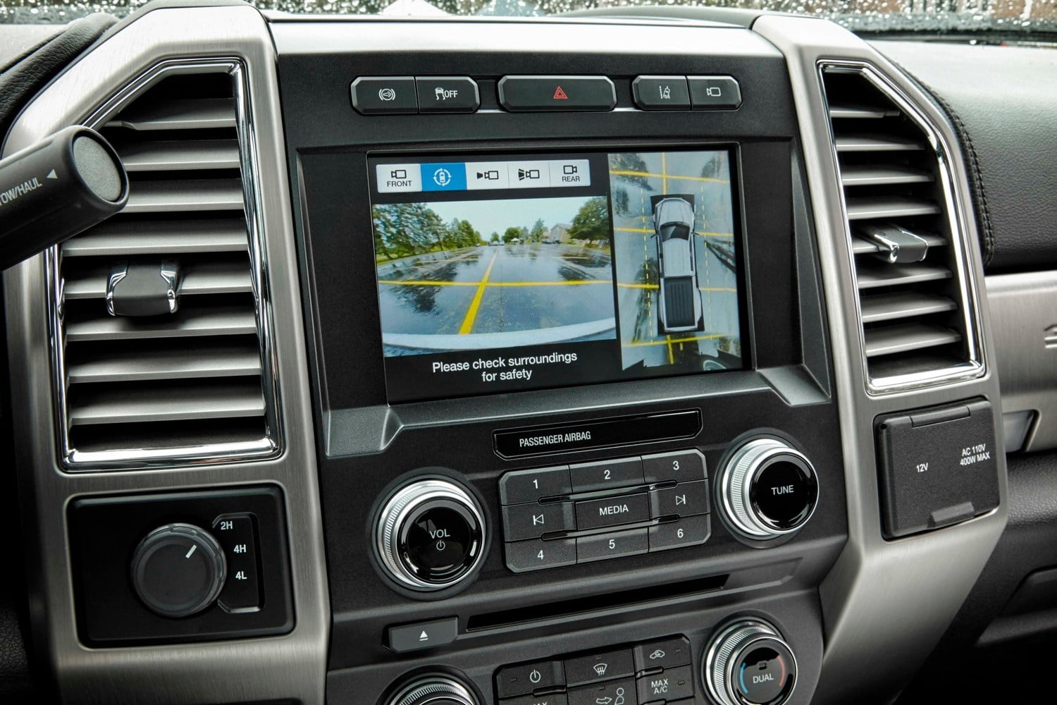 Backup And Parking Tech | Rearview Cameras, Park Assist