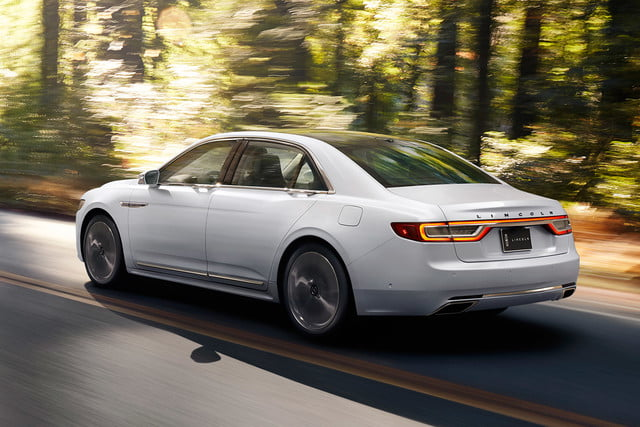 2016 detroit auto show 10 best cars 2017 lincoln continental 1