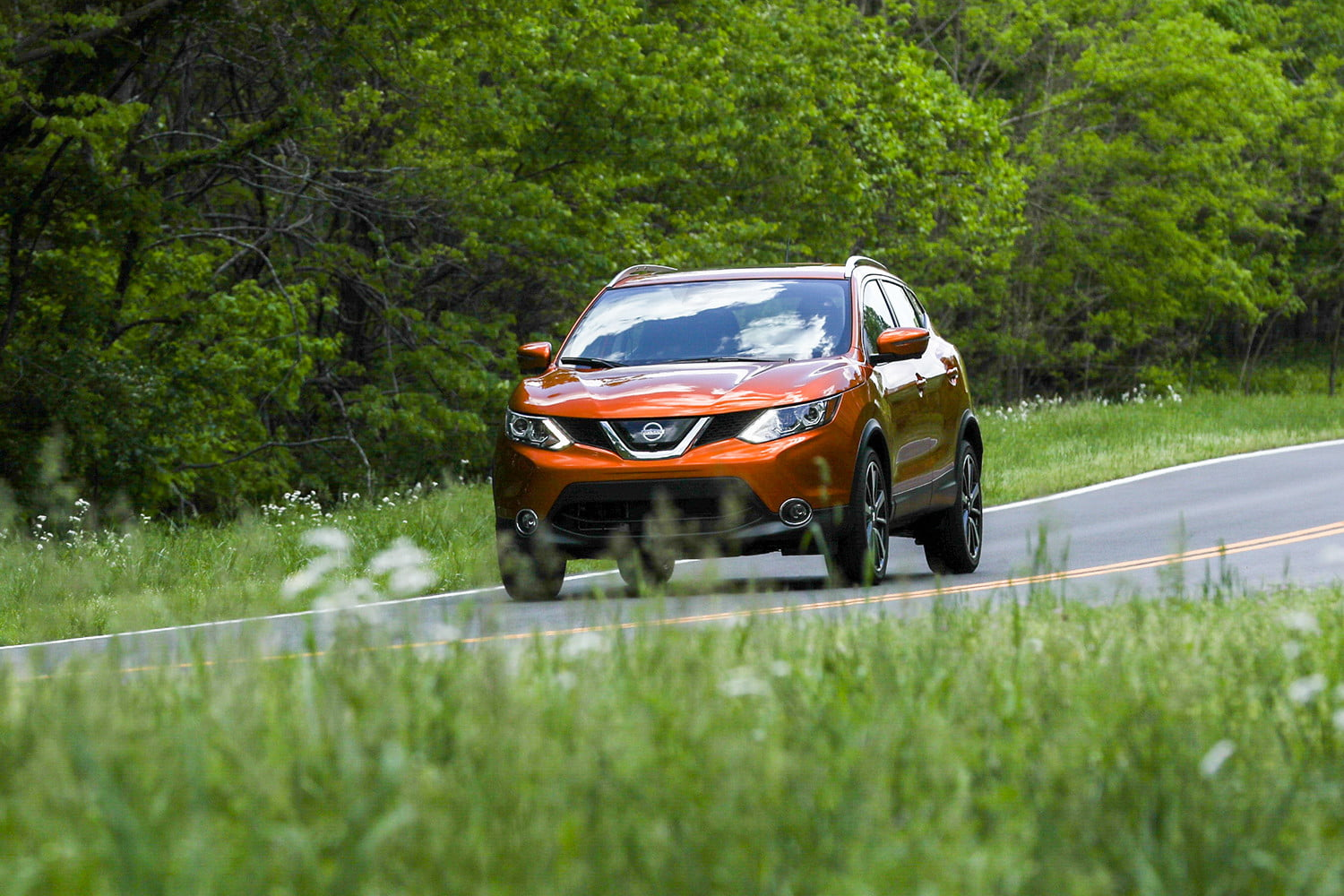 2017 Nissan Rogue Sport Our First Impressions | Digital Trends