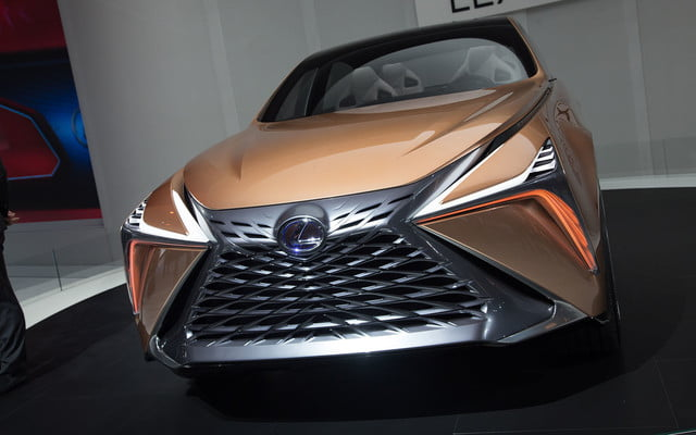the lexus lf 1 limitless concept previews a new direction for flagship crossover 2018 detroit  17