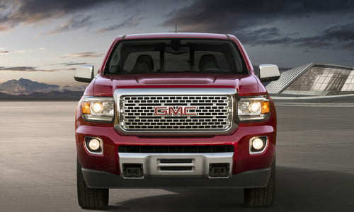 2018 GMC Canyon   Release Date, Prices, Specs, Features