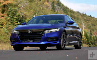 2018 Honda Accord >> 2018 Honda Accord Sport Review Style Performance And Tech