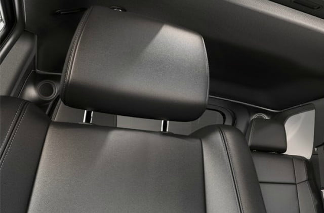 2018 Jeep Grand Cherokee Limited Leather-trimmed heated seats