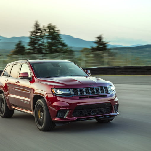 2018 Jeep Grand Cherokee Pictures Specs Release Date Prices