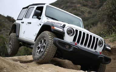2018 Jeep Wrangler Rubicon Unlimited Review | Pictures