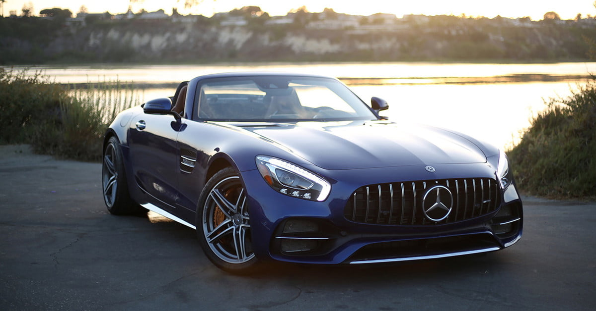 2018 Mercedes Amg Gt C Roadster Review Pictures Price Digital Trends