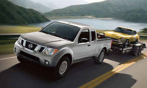 2018 Nissan Frontier Lineup: Trim Packages, Prices, Pics and