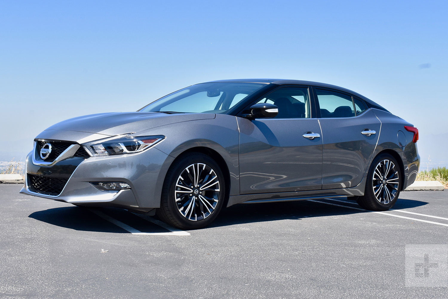 2018 Nissan Maxima First Drive Review Digital Trends