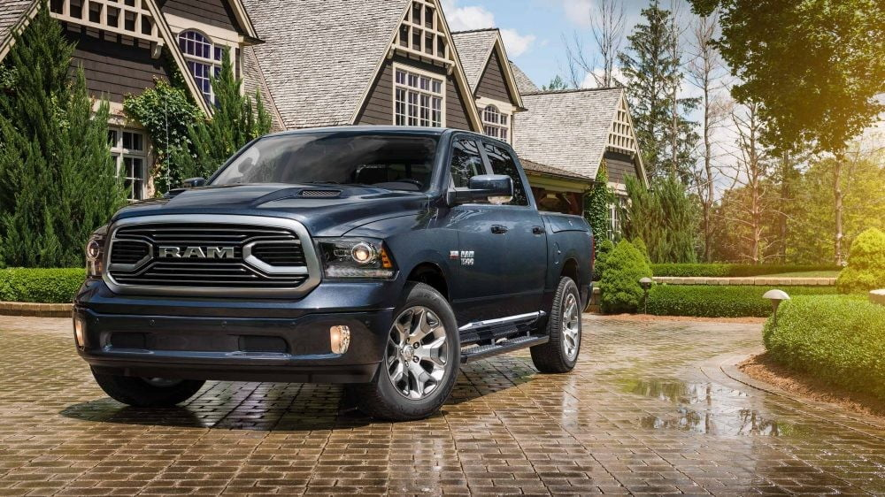 2018 Ram 1500 Features Specs Performance Prices