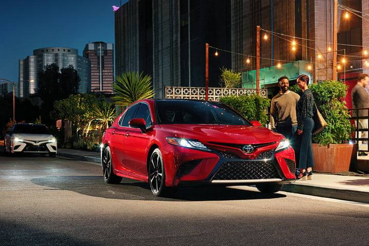 Here's why your Uber or Lyft car always seems to be a Toyota Camry