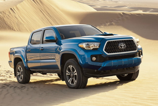 2018 Toyota Tacoma | Release Date, Prices, Specs