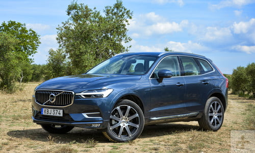 2018 Volvo XC60 Review: A Handsome, Tech-Friendly SUV