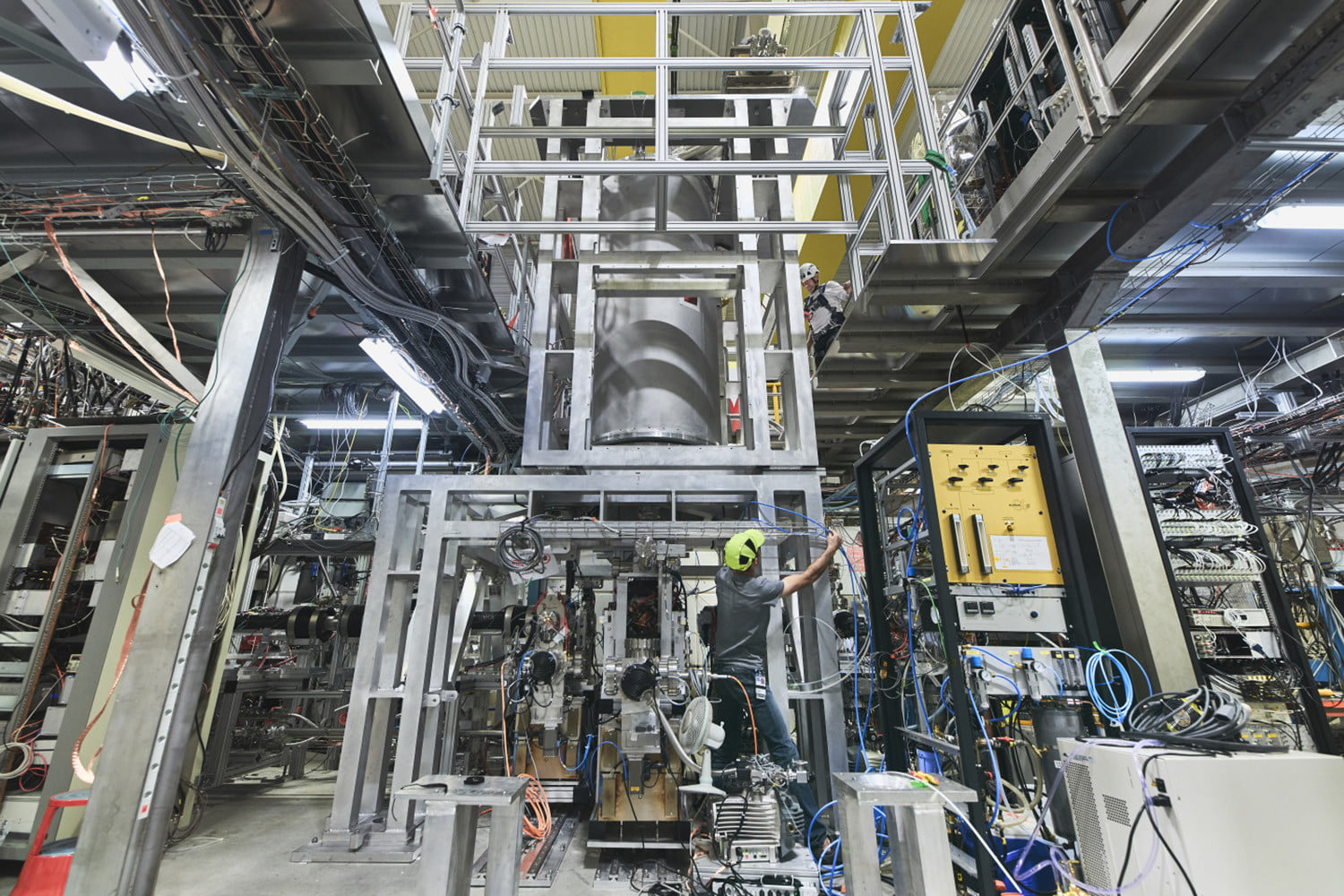 New CERN experiments probe puzzling questions about antimatter