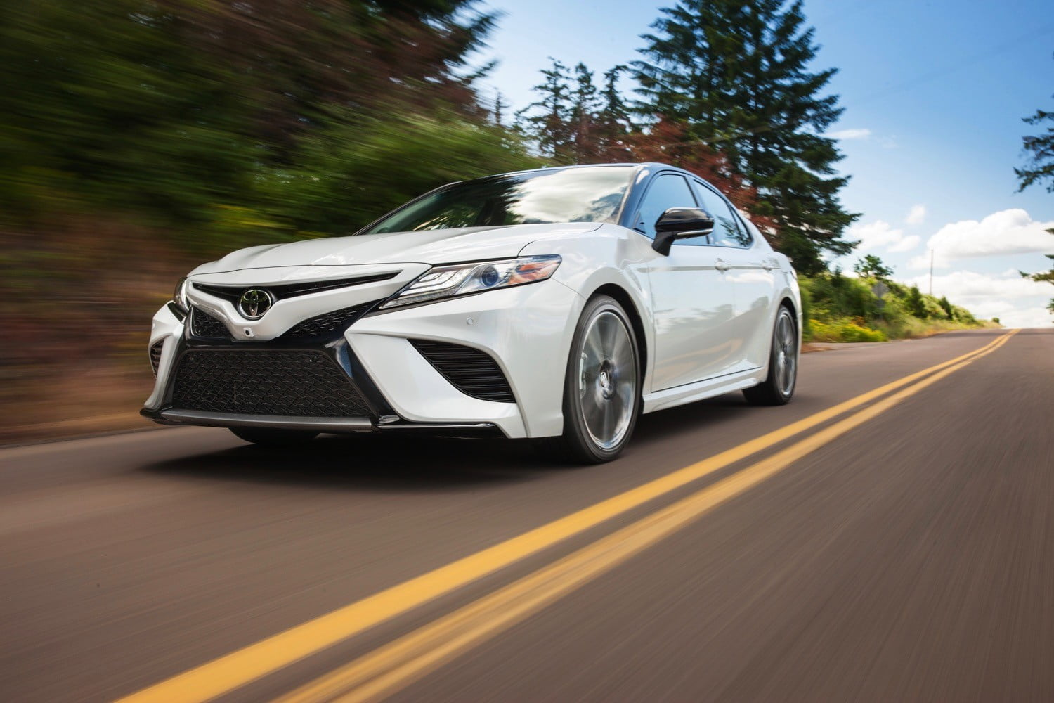 Camry vs  Corolla | Pricing, Features, and Performance